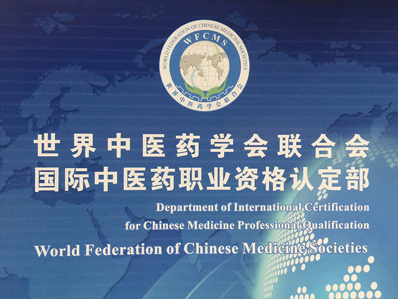 World Federation of Chinese Medicine Societies